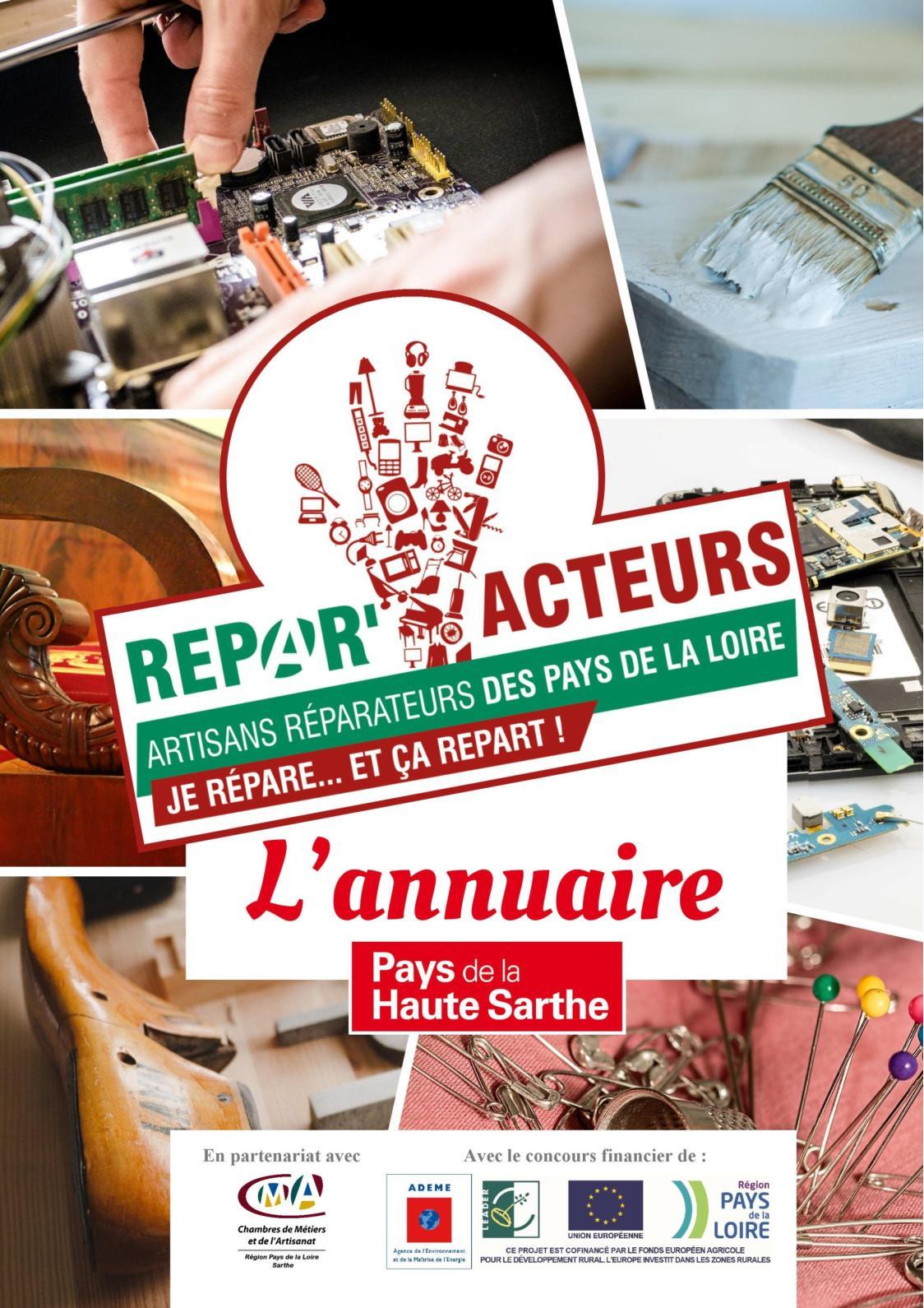 Calaméo - Annuaire des Artisans de la Réparation - Pays de ...