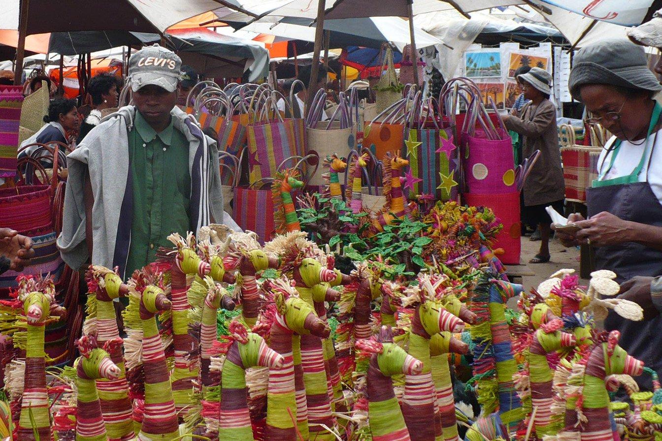 Toutes les couleurs de Madagascar - Hautex Artisanat de ...