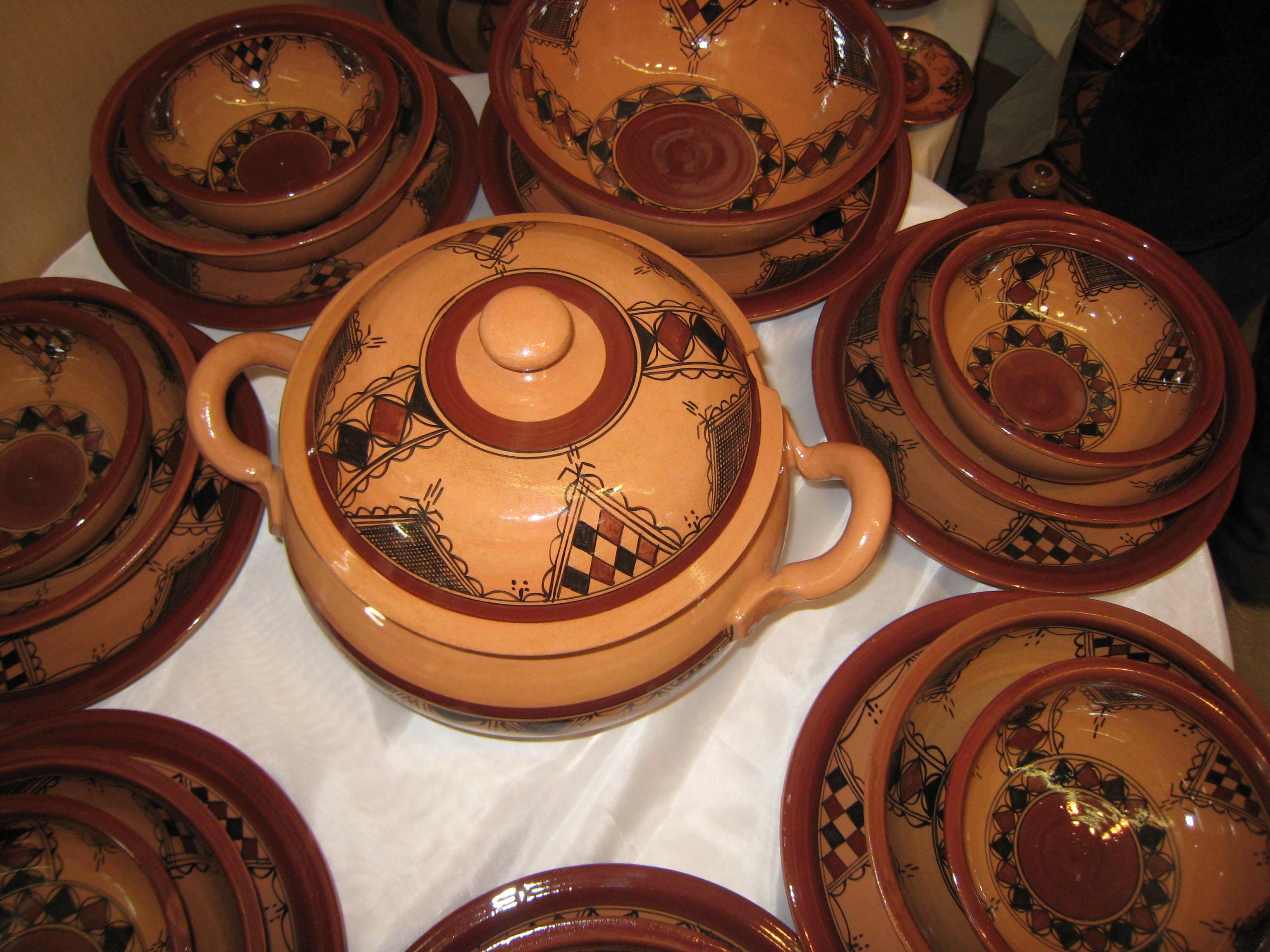 L'artisanat kabyle, un patrimoine ancestral  