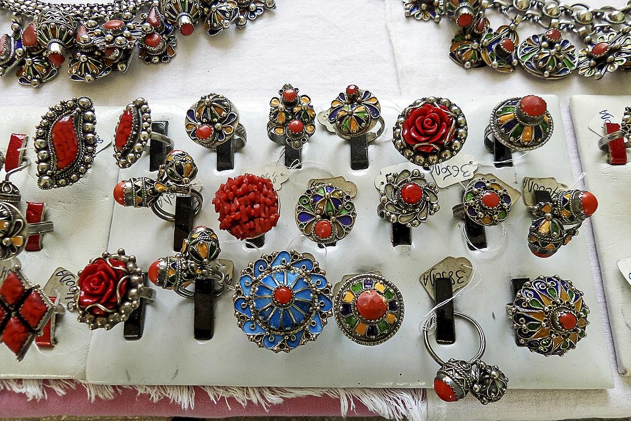 L'art, l'artisanat et l'artistique algérien   Happy in Africa