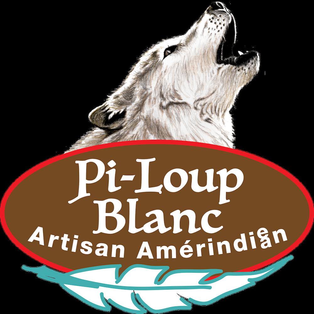 Pi-Loup Blanc Artisan Amérindien – Artisan Amérindien