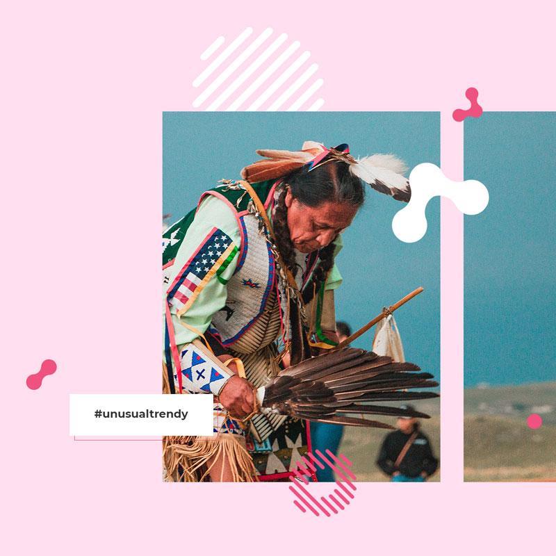 Magasin amérindien - Art et artisanat des Indiens d'amérique