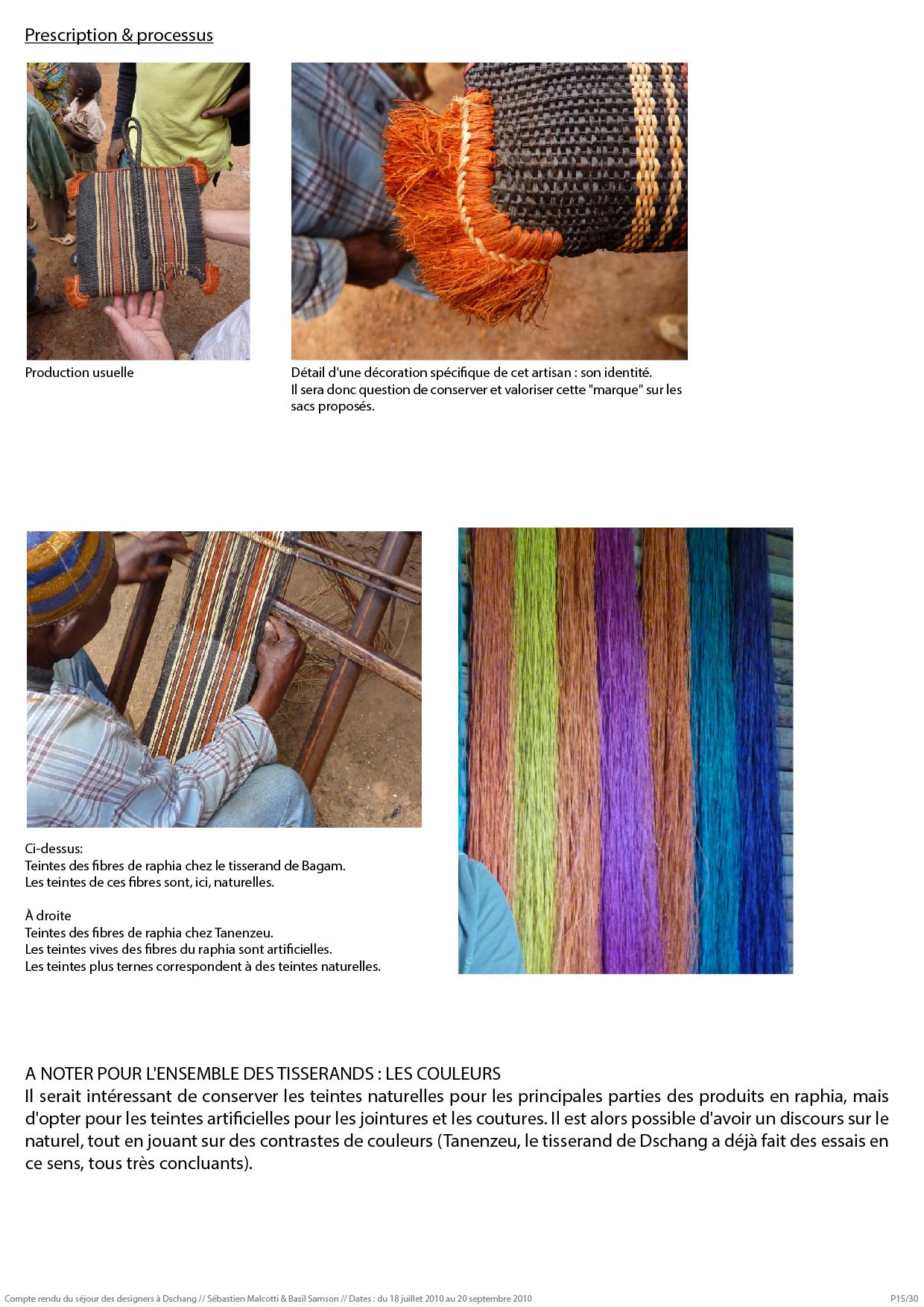 Artisanat Camerounais   Les industries créatives