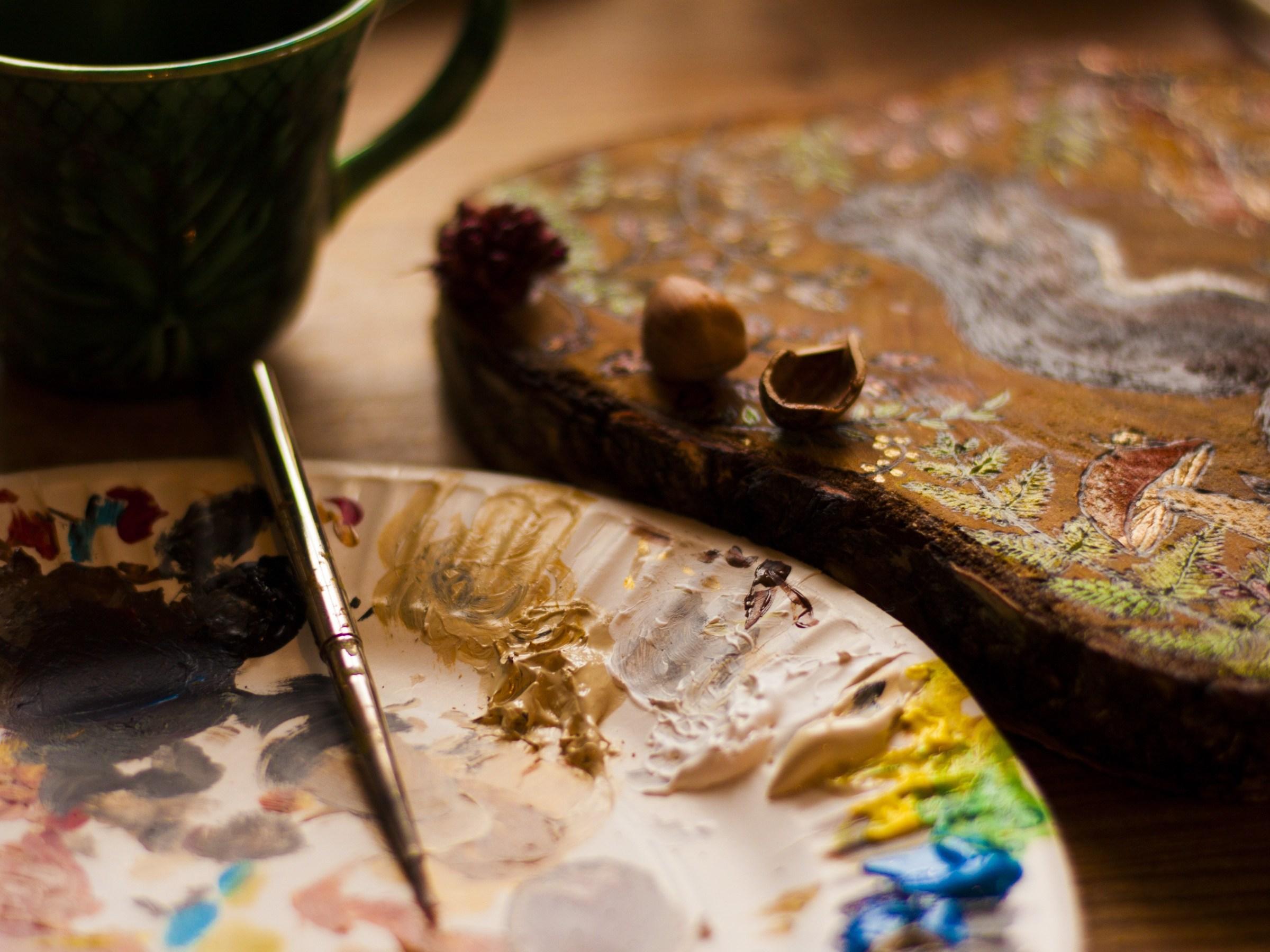 Qu'est-ce qui m'inspire ? Ou comment l'artisanat d'art à l'ancienne ...