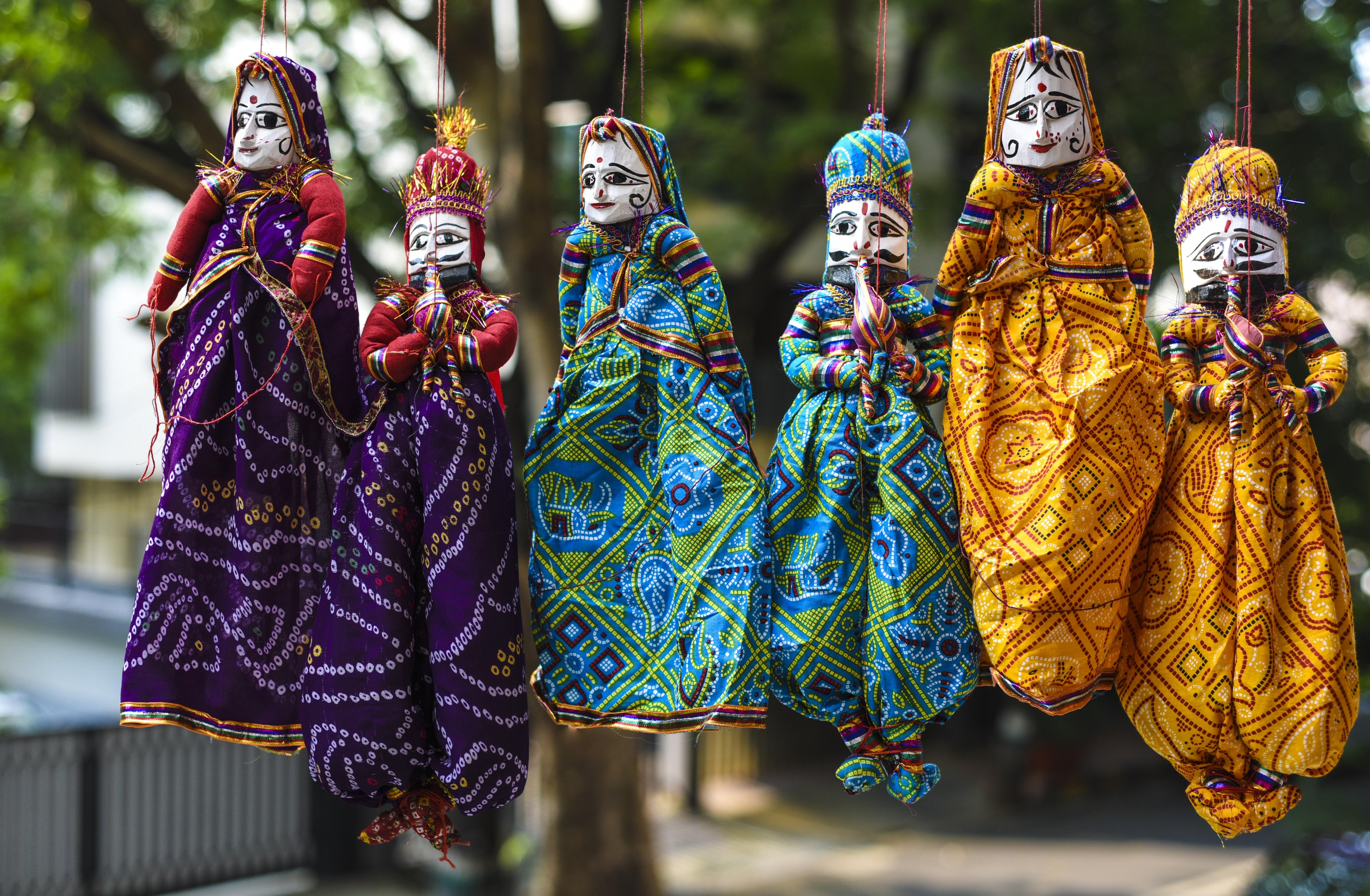 L'artisanat indien dans toutes ses formes – ACTU INDE