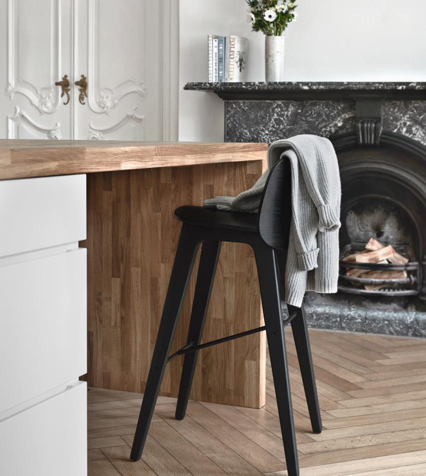 Mano | Optez pour le design danois solide avec une cuisine Mano de Kvik