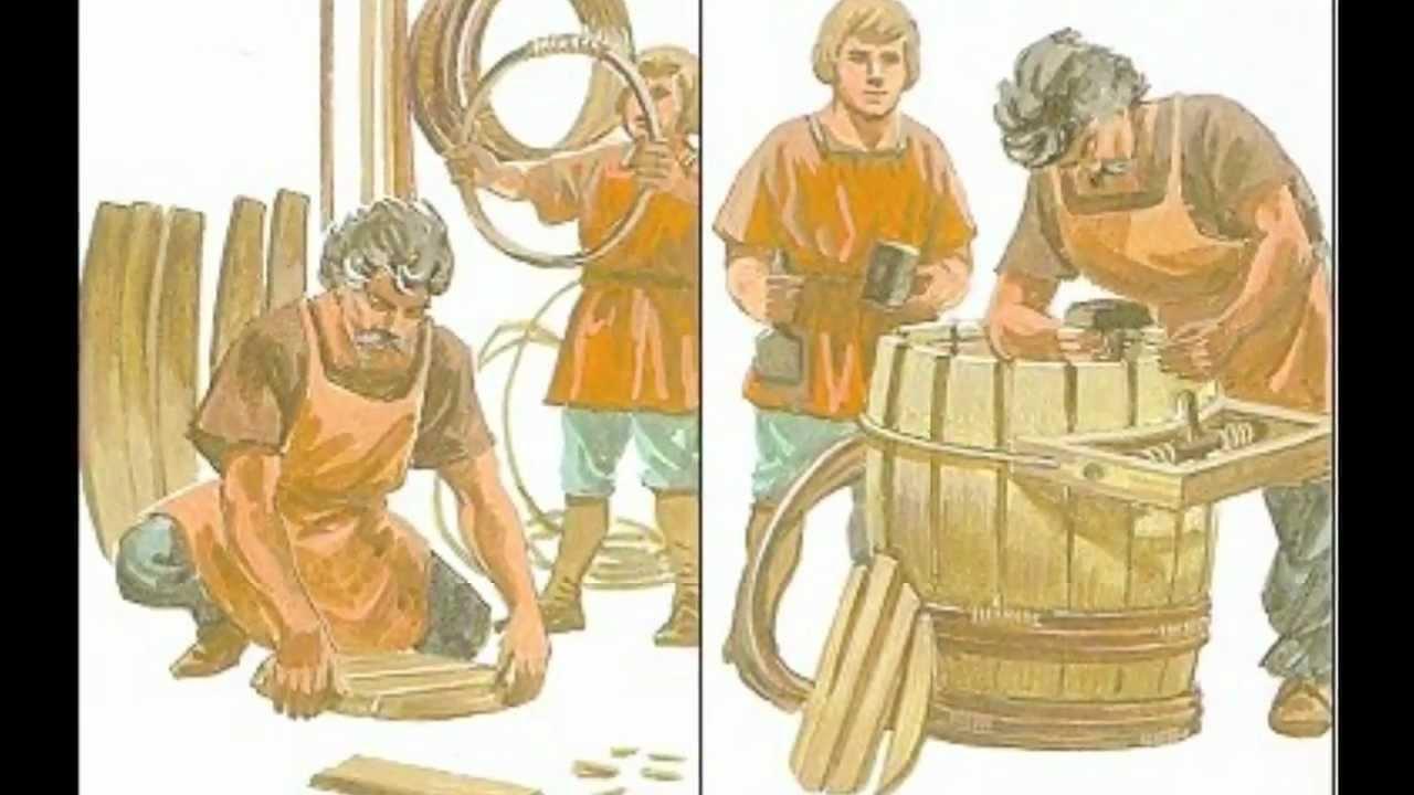 L'artisanat en Gaule avant la conquête