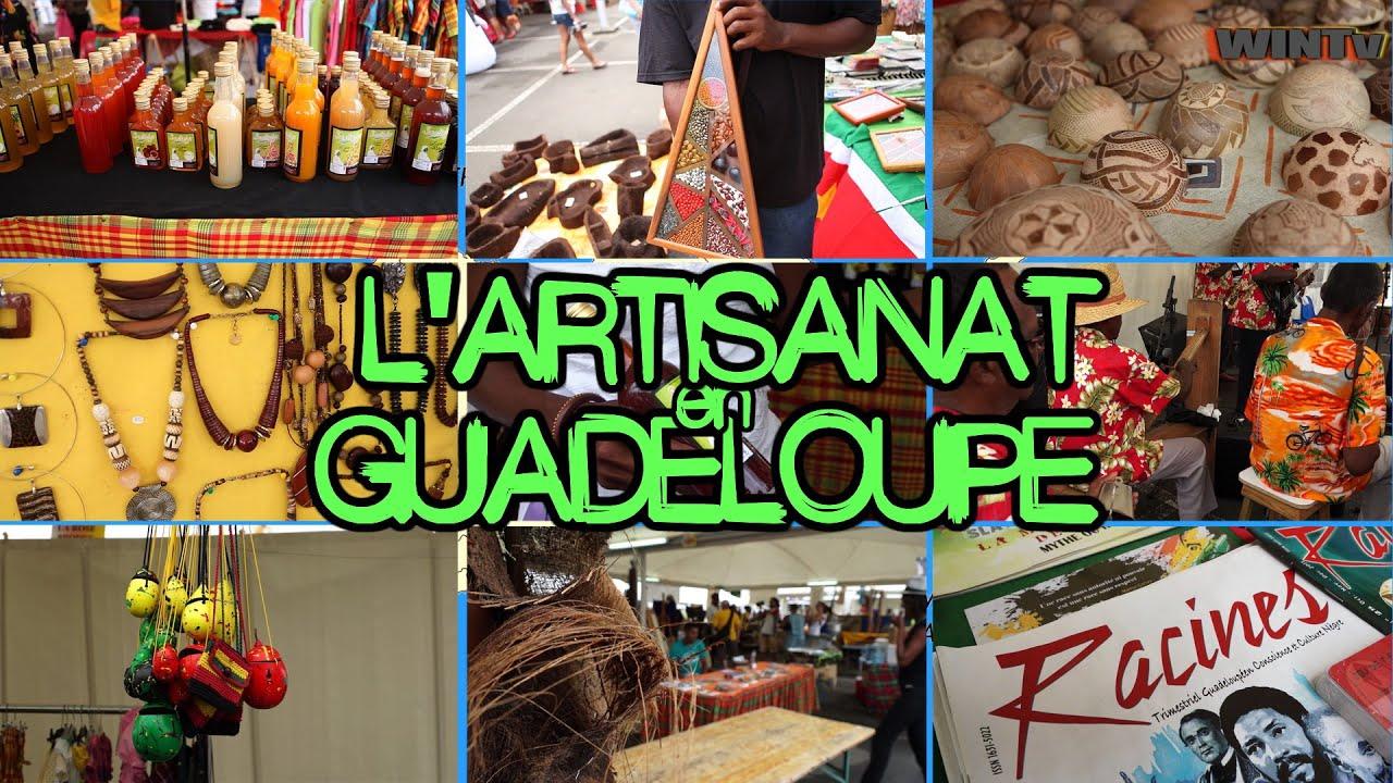L'Artisanat en Guadeloupe - Santialys Agro Production et Jardiklin