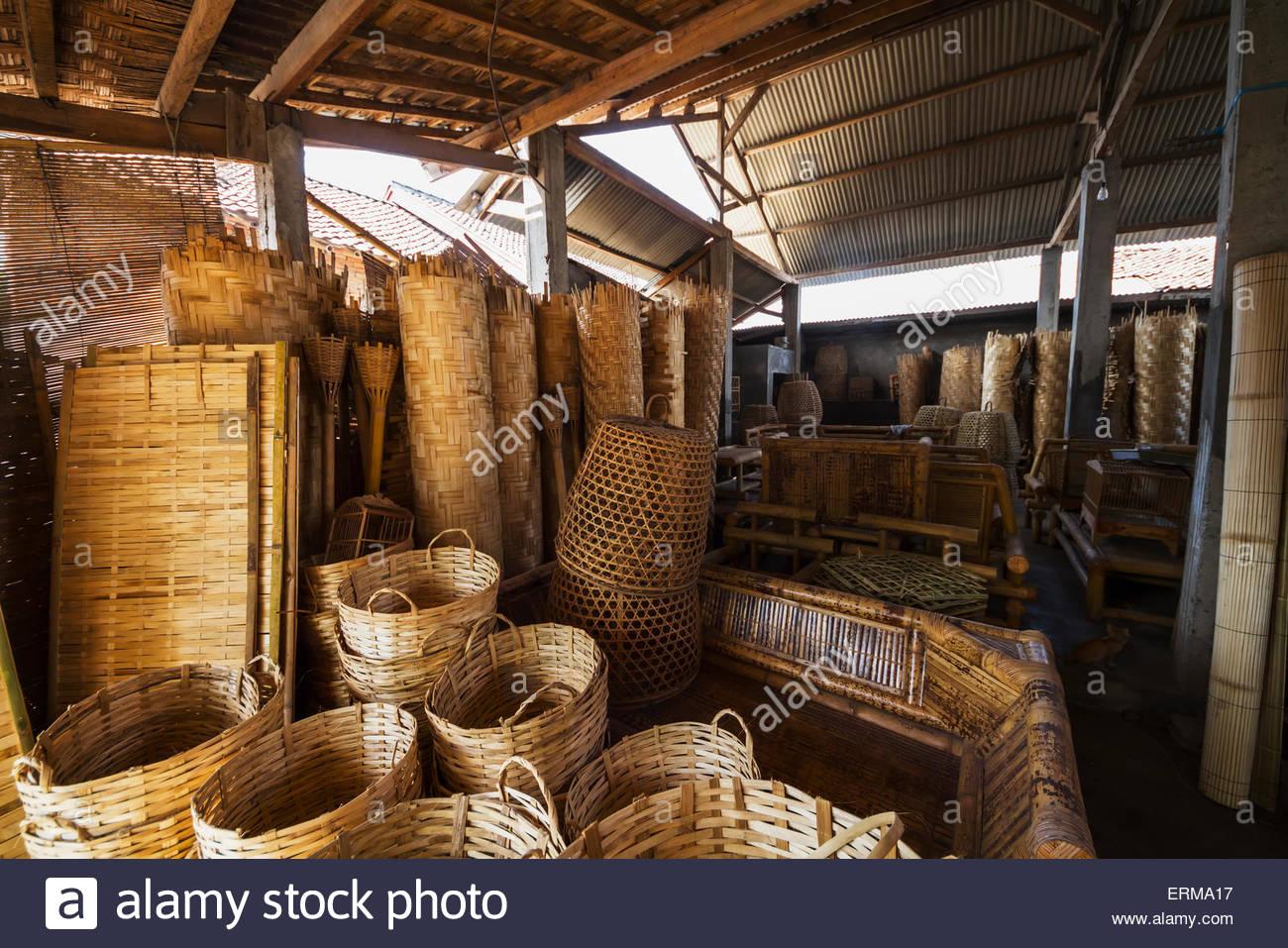Artisanat ; arts ; artisanat ; Indonésie ; Java ; Indonésie ...