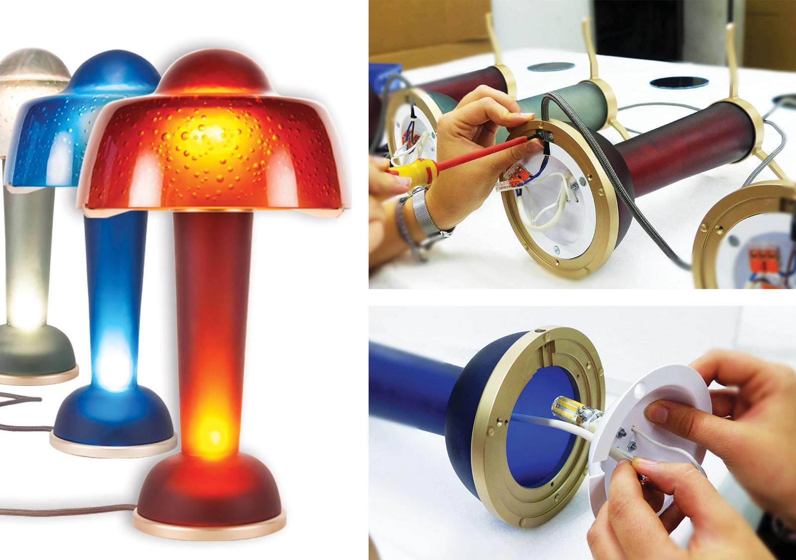 Artisanat du luxe : objets & projets personnalisés haut de gamme