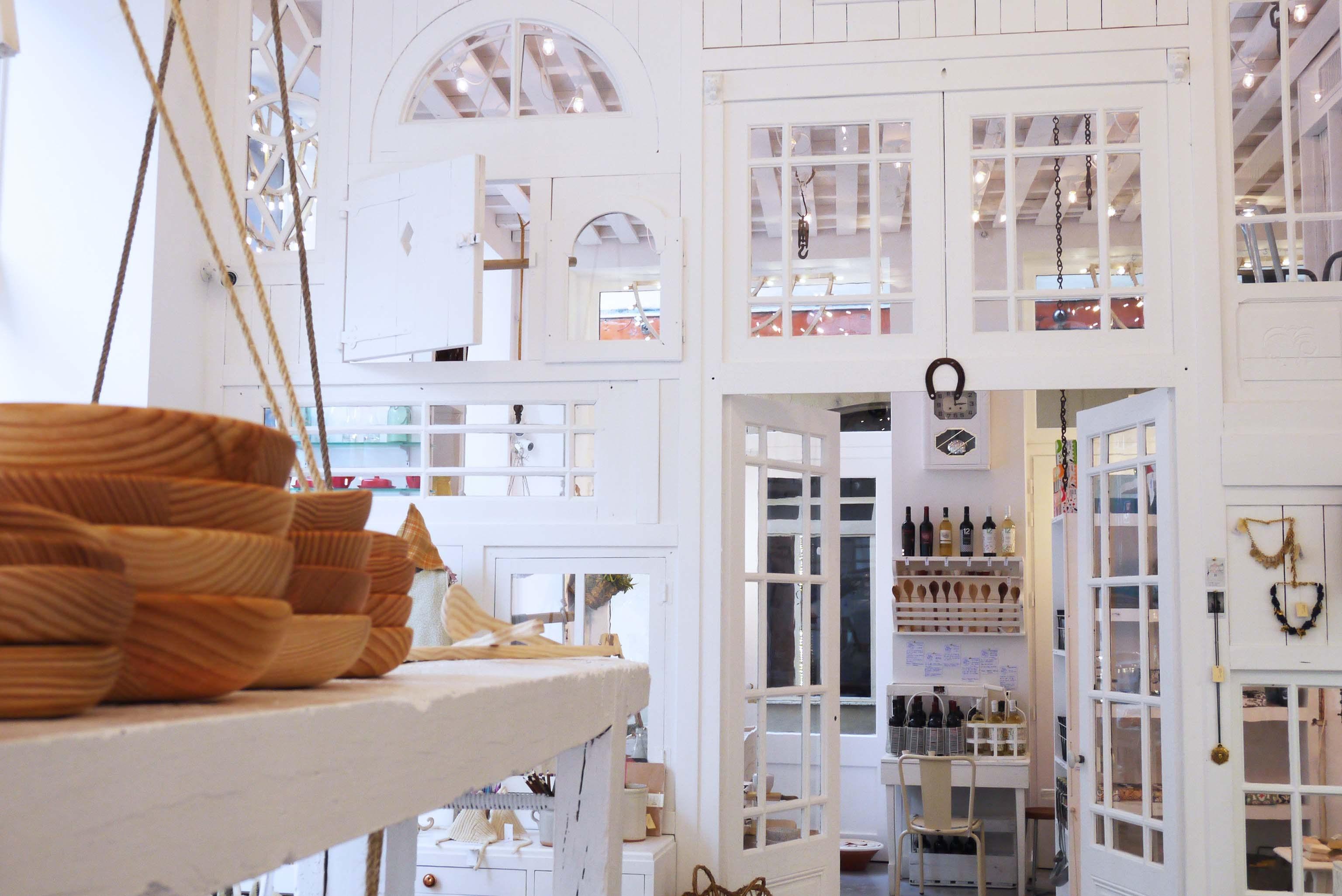 Respiro ◊ Boutique artisanat méditerranéen ◊ Lyon 1 ◊ Isadora ...