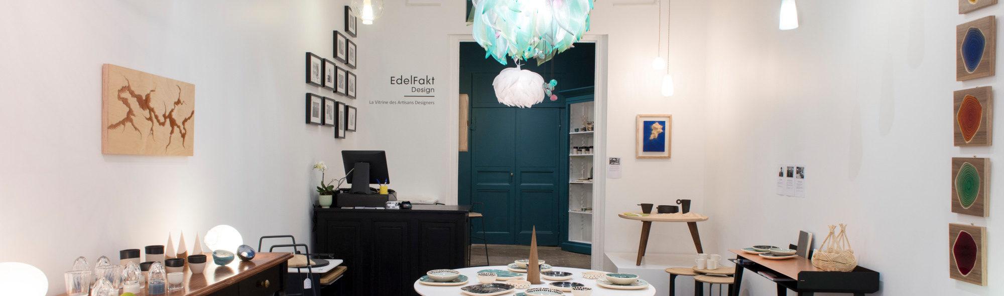Edelfakt Design - Boutique décoration Lyon   Vitrine des artisans ...