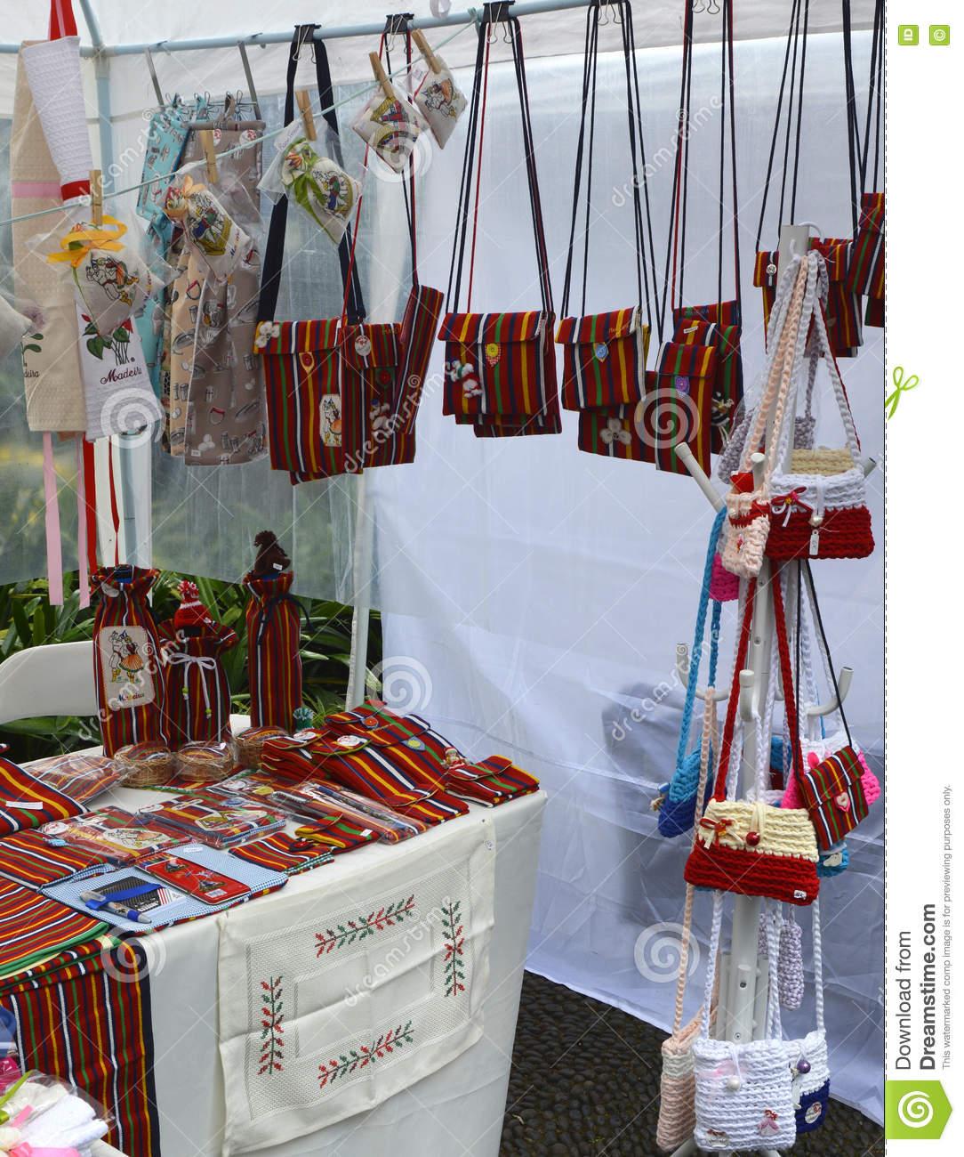 Ouvrez La Stalle à Funchal, Madère, Portugal Photo éditorial ...