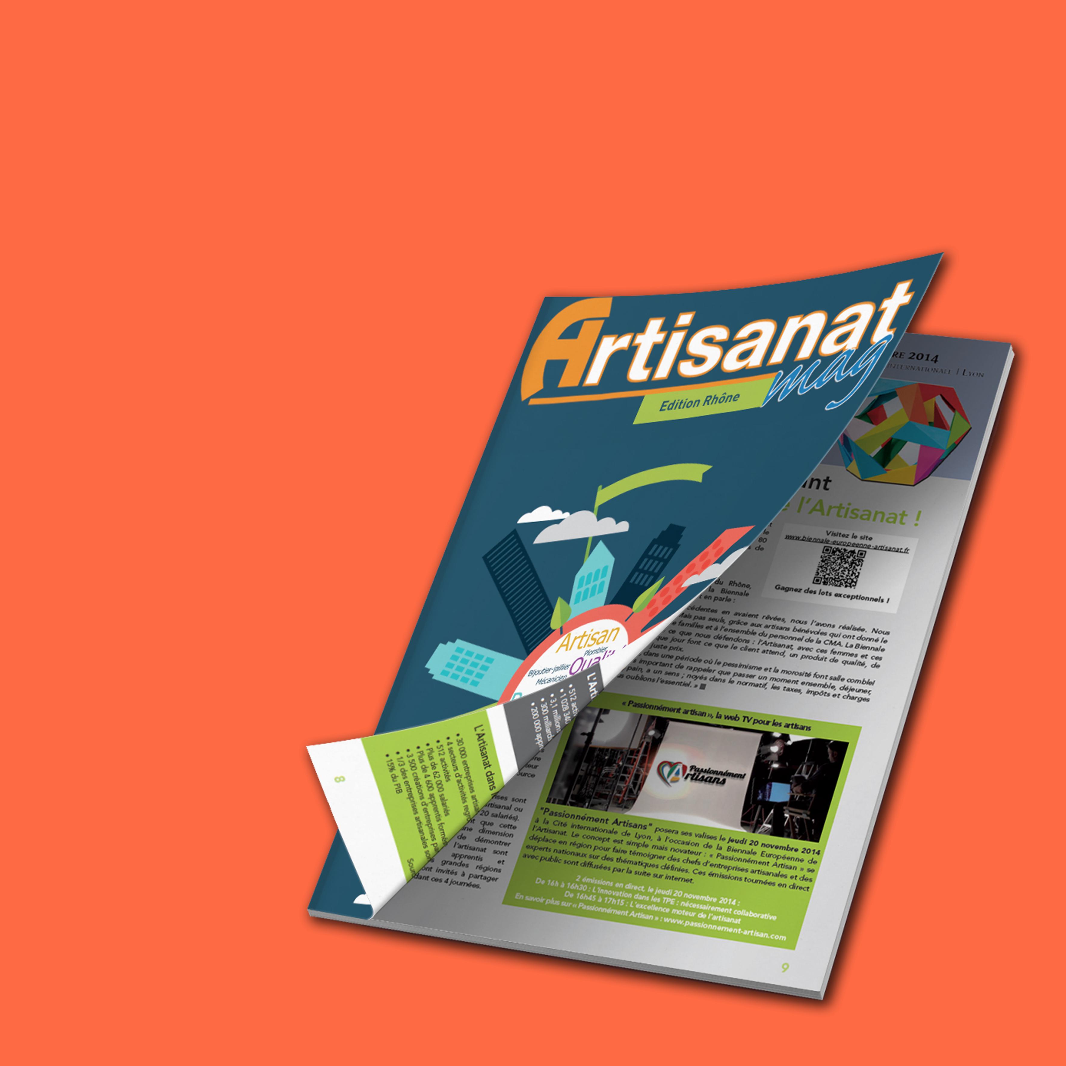 Magazine d'Artisanat - Charlotte Pargue