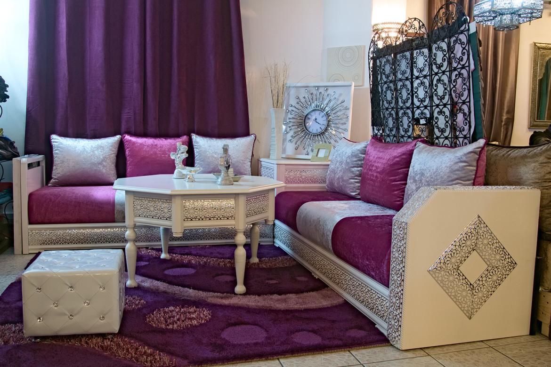 Acheter salon marocain à Lyon sur mesure - Déco salon marocain