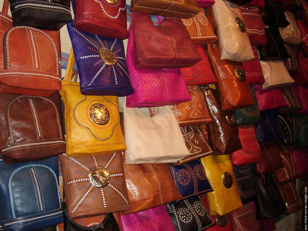 les babouches en cuir fais par des artisan marocain - Le blog de ...