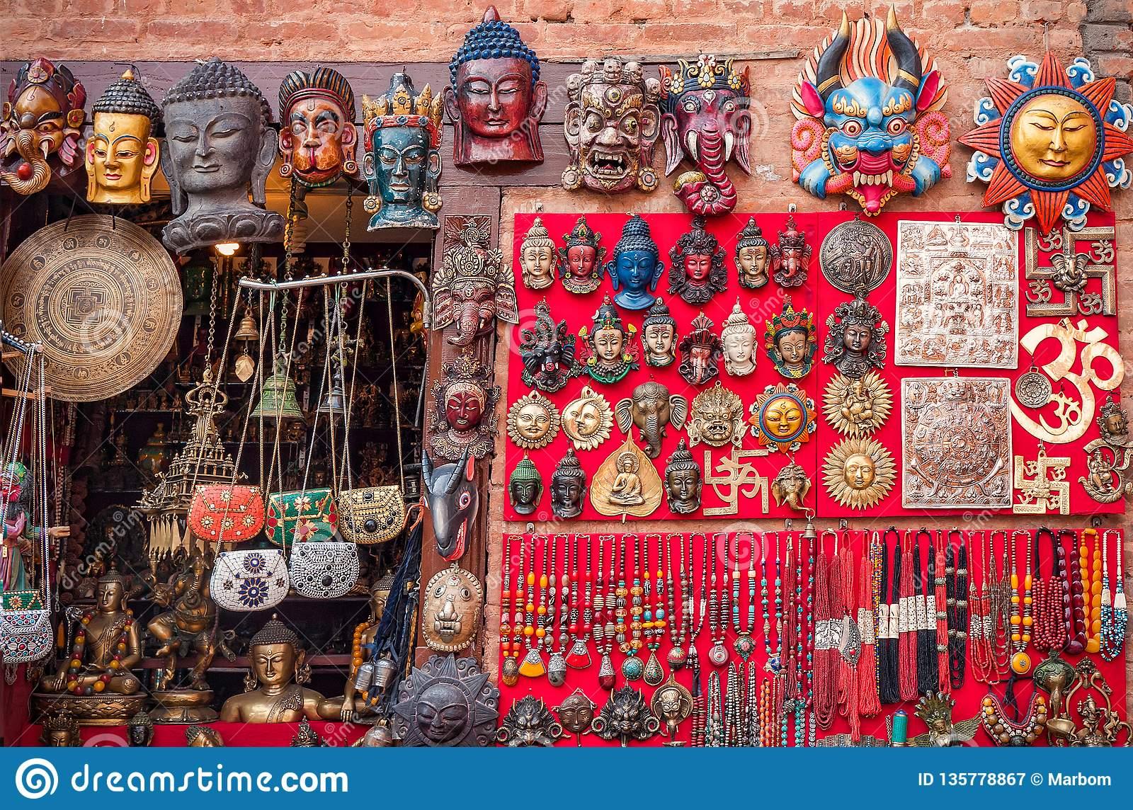 artisanat népal