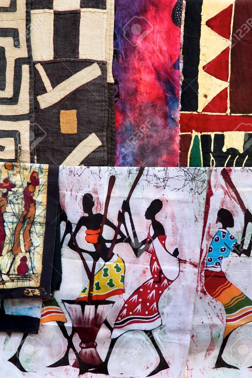artisanat namibie