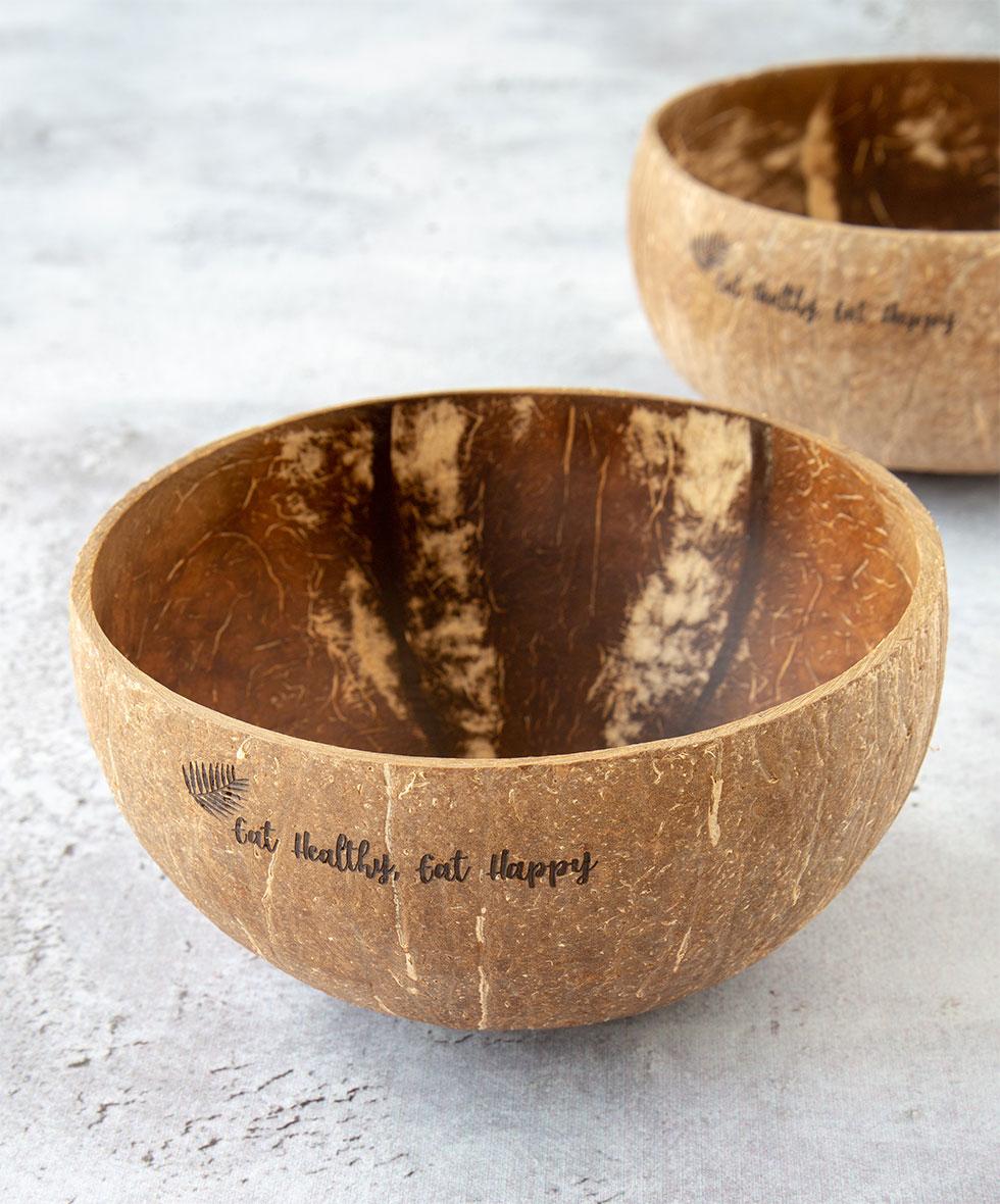 artisanat noix de coco