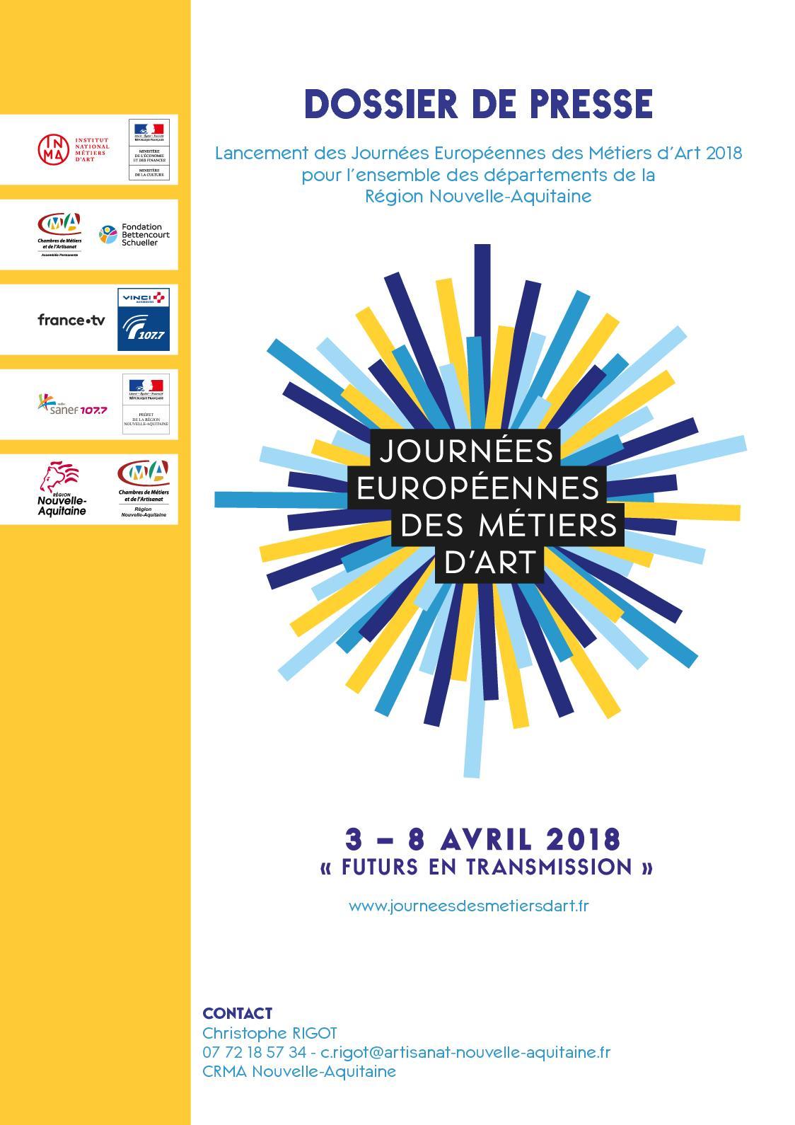 Calaméo - JEMA 2018 Programme Nouvelle Aquitaine