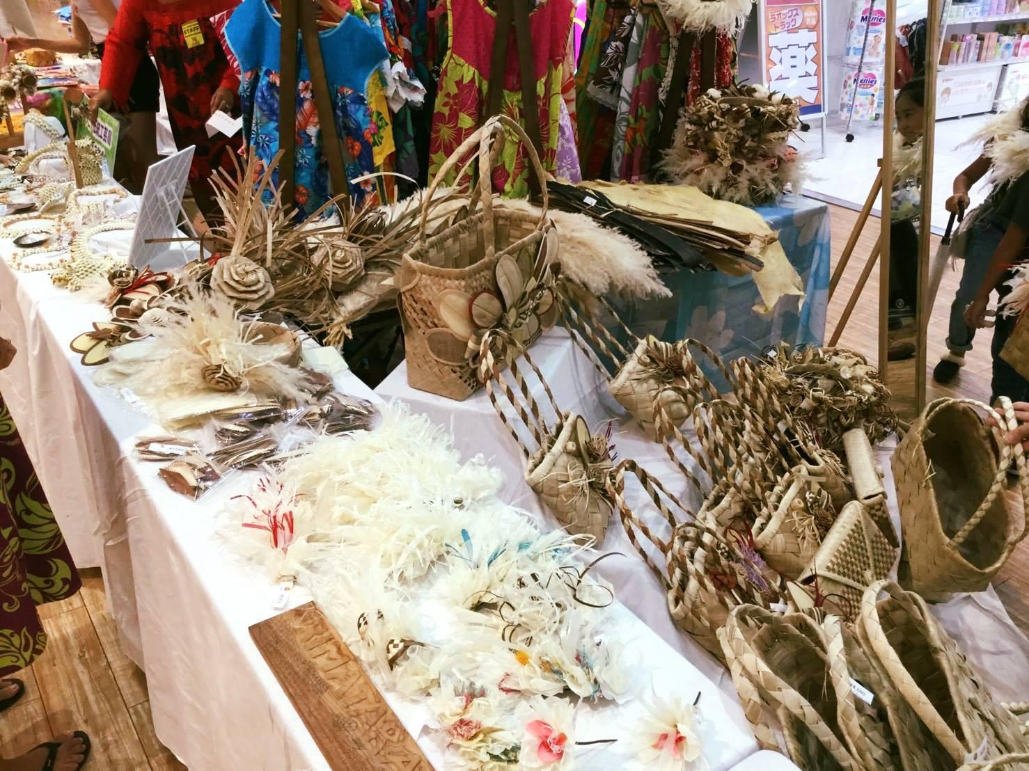 N°132 – L'artisanat polynésien à la rencontre de ses fans japonais