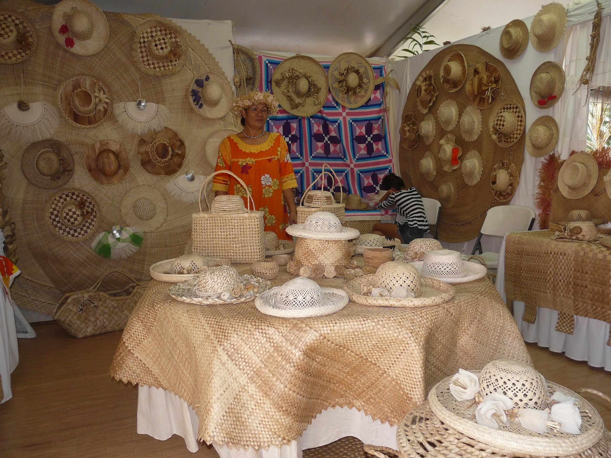 Bienvenue en Polynésie Française.: L' art polynésien