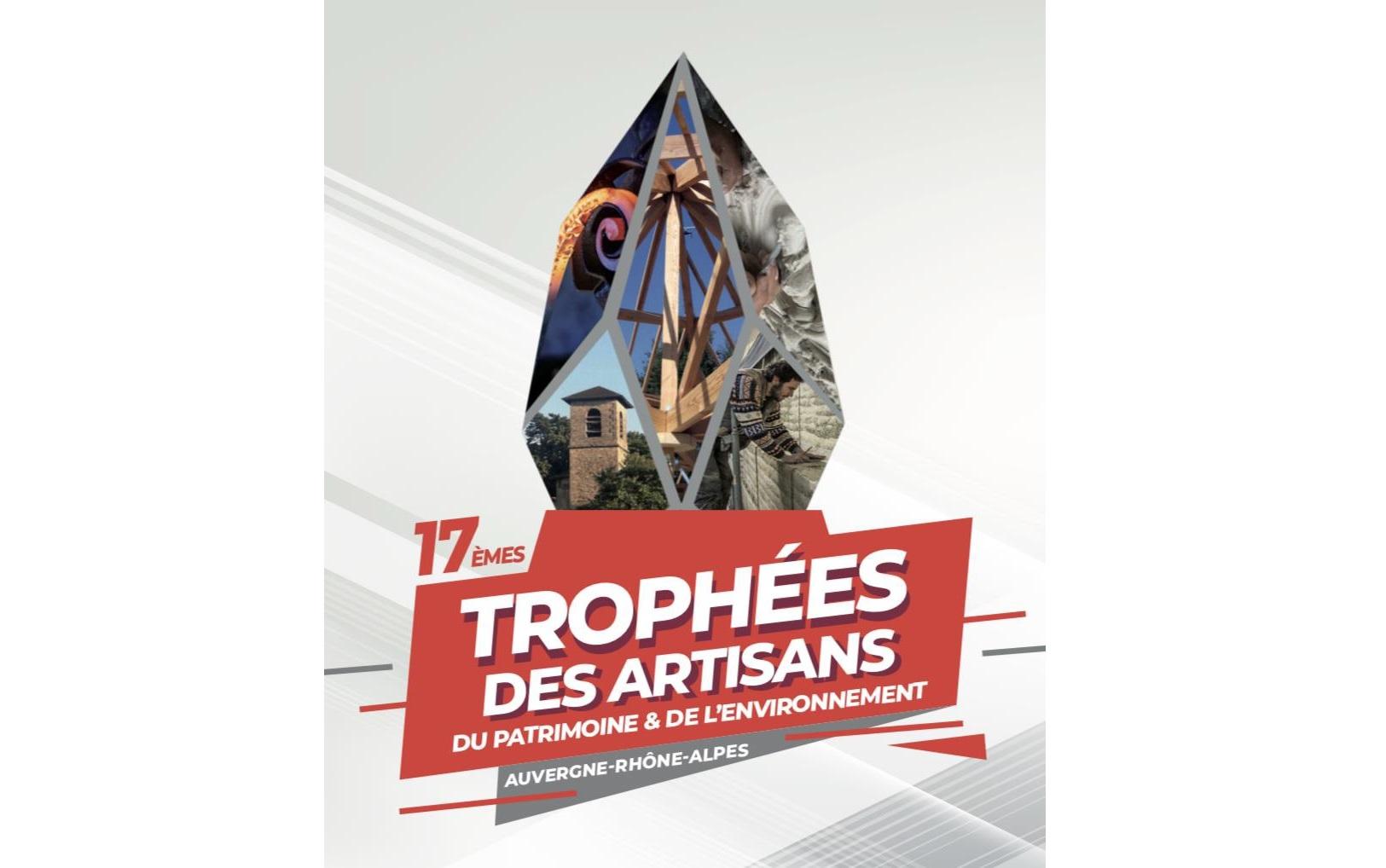 Sept entreprises artisanales primées en Auvergne-Rhône-Alpes