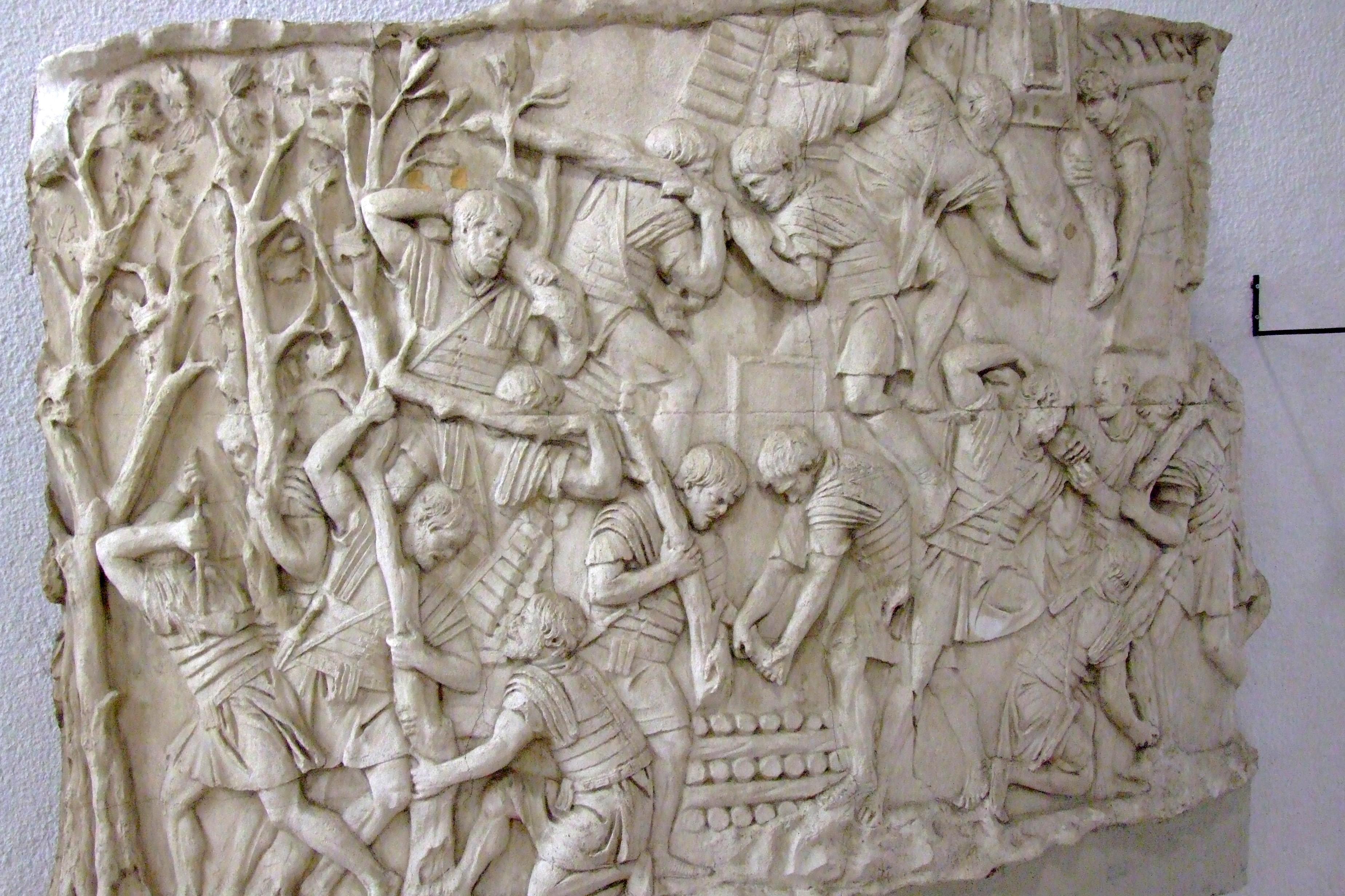 Génie militaire (Rome antique) — Wikipédia