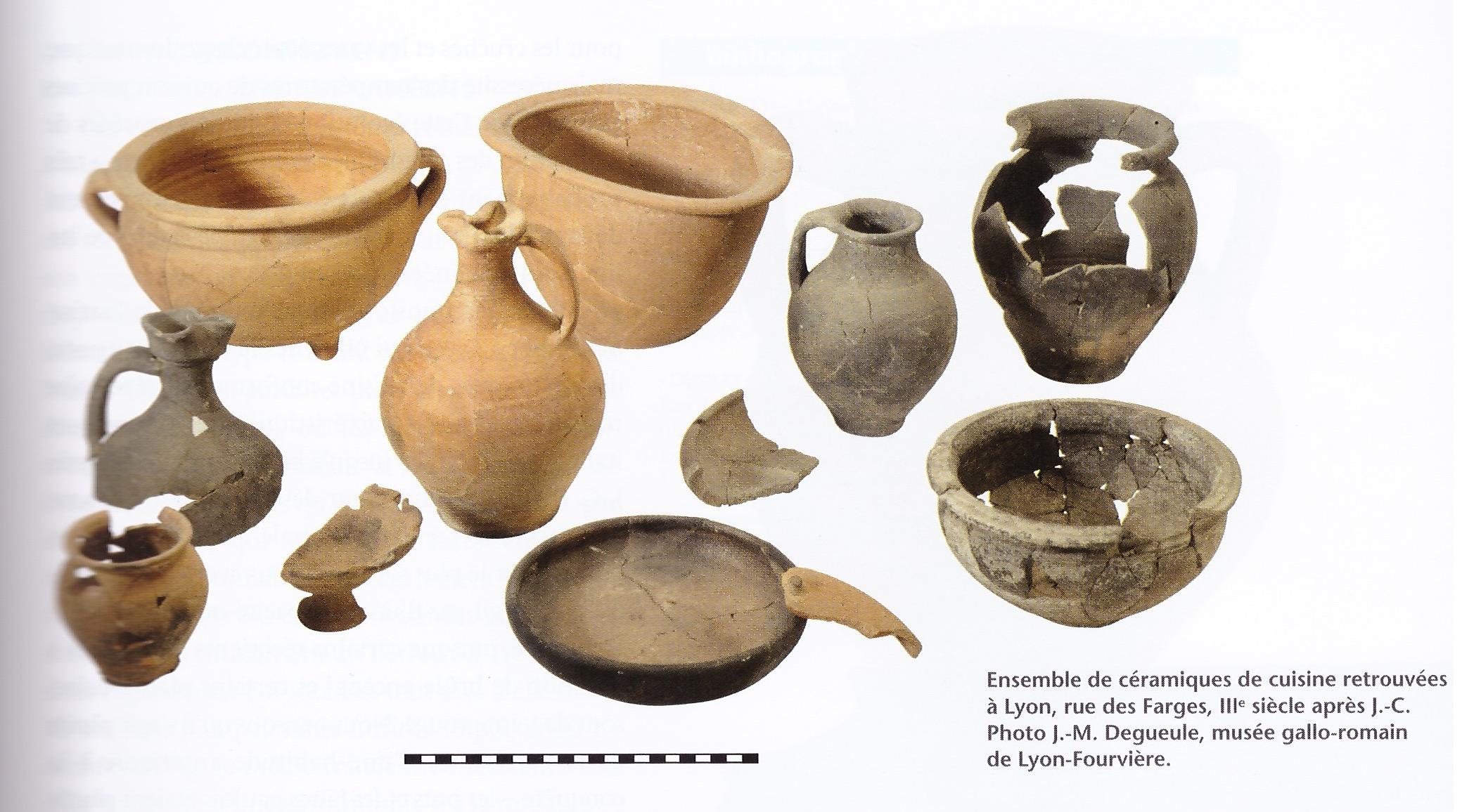 gallo-romain | La vaisselle de table en Europe, du ...