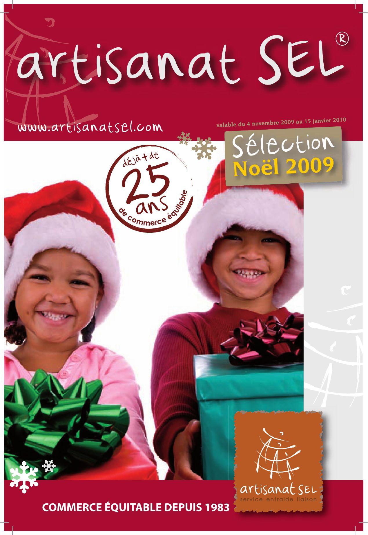 Catalogue Noël - Artisanats SEL by Artisanats SEL - issuu
