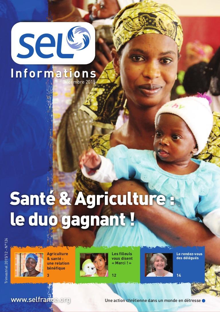 SEL Informations - Décembre 2015