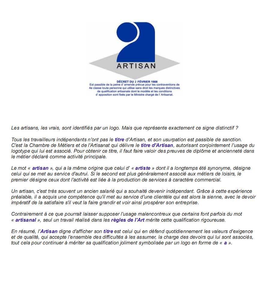 synonyme artisanat - Artisanat et commerce equitable