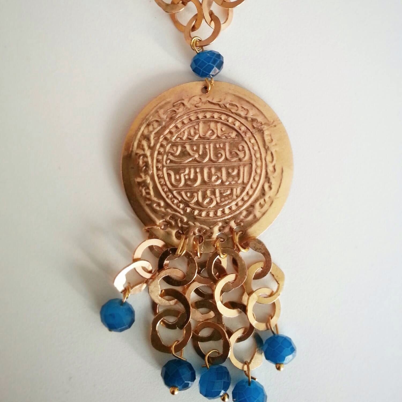 Artisanat tunisien: collier fait main | Accessoires bijoux ...