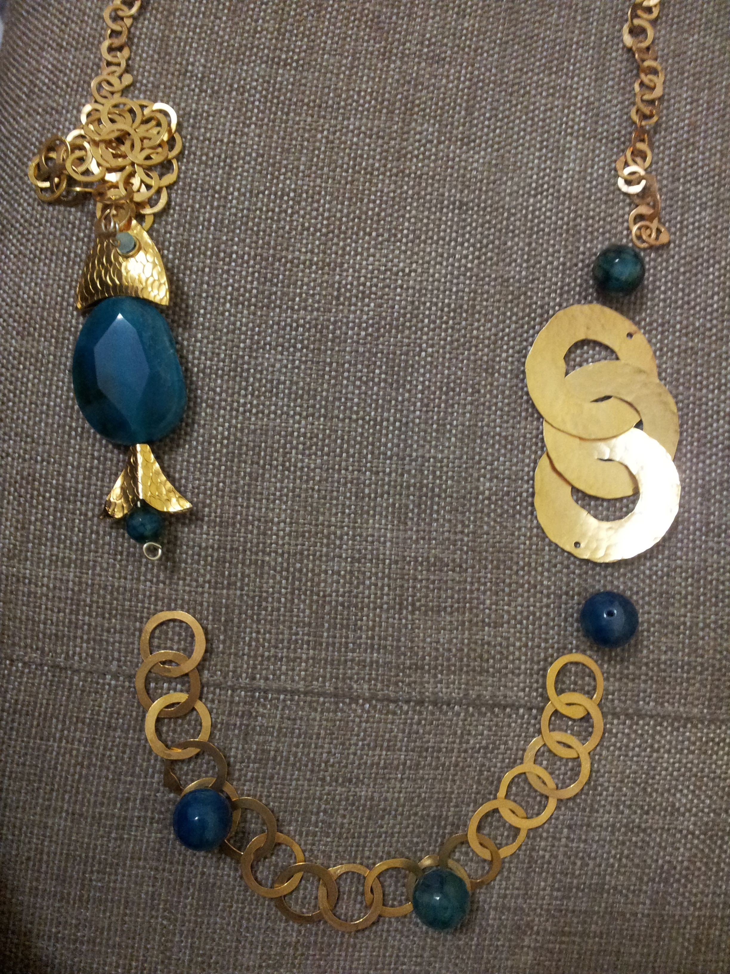 rayhana poisson | Bijoux artisanaux, Bijoux de mariée ...