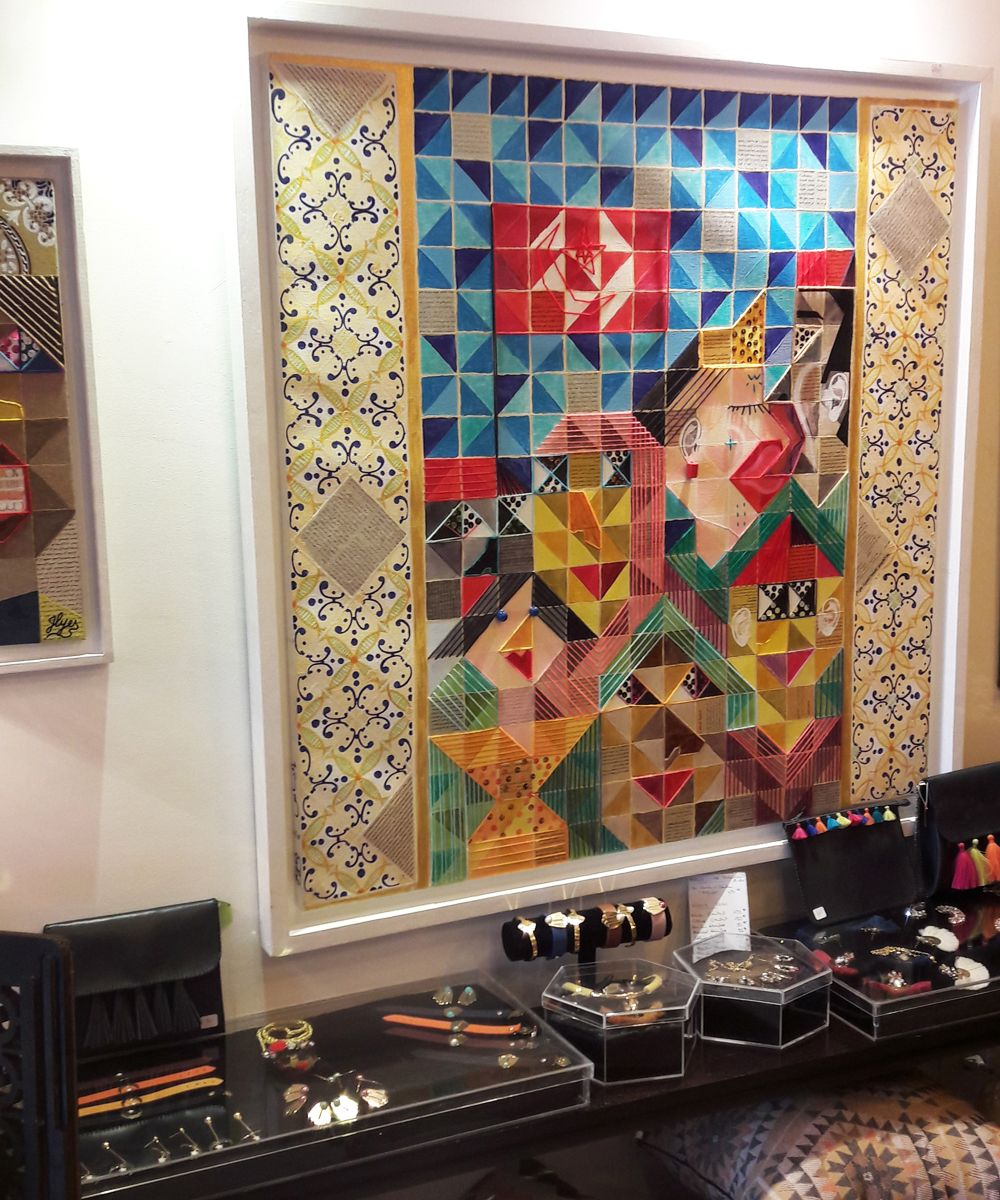 The Red Bee concept store, l'artisanat tunisien vu autrement | The ...