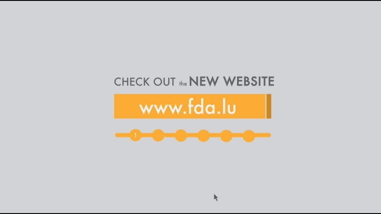 SITE WEB FDA - VOTRE RÉFÉRENCE POUR L'ARTISANAT AU LUXEMBOURG