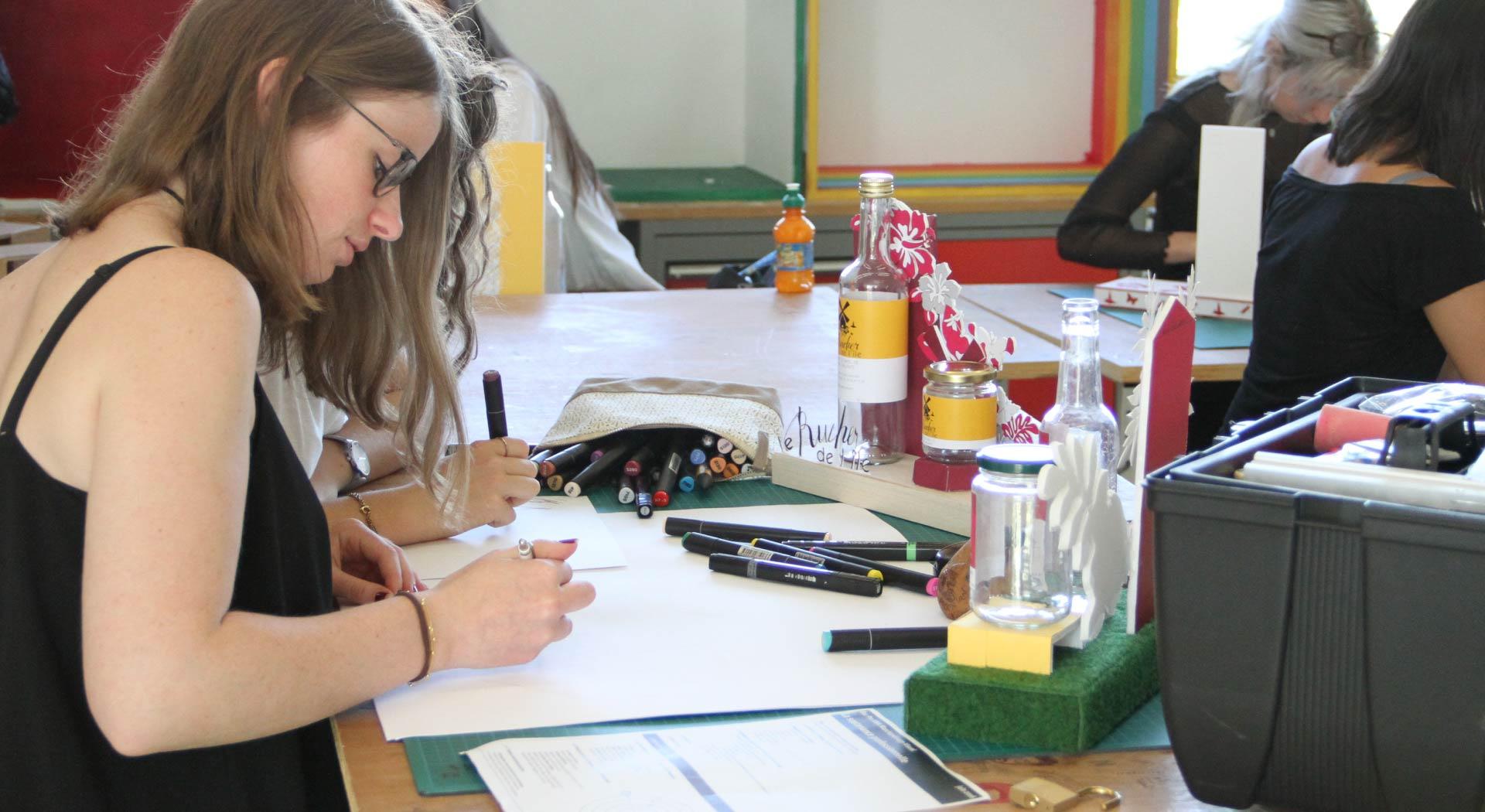 Baccalauréat professionnel Artisanat et Métiers d'Art - BP ...