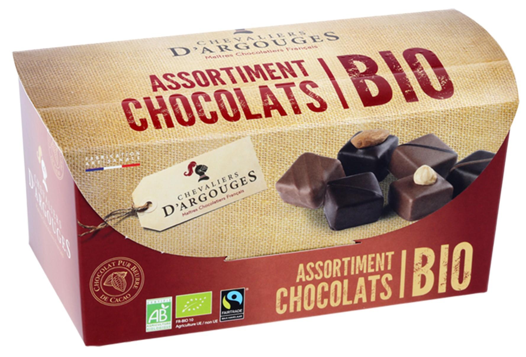 Chocolat bio artisanal Assortiment de Chocolat Bio Max Havelaar 180g ...