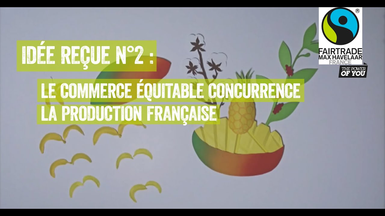 but du commerce équitable