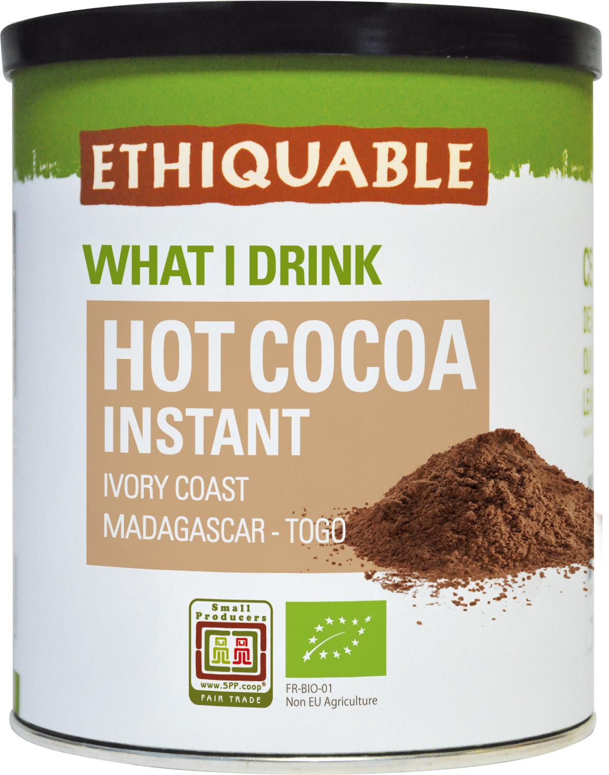 Cacao instantané en poudre | Commerce équitable - Entreprise ...