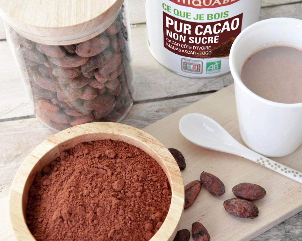 Pur cacao non sucré équitable & bio | Ethiquable