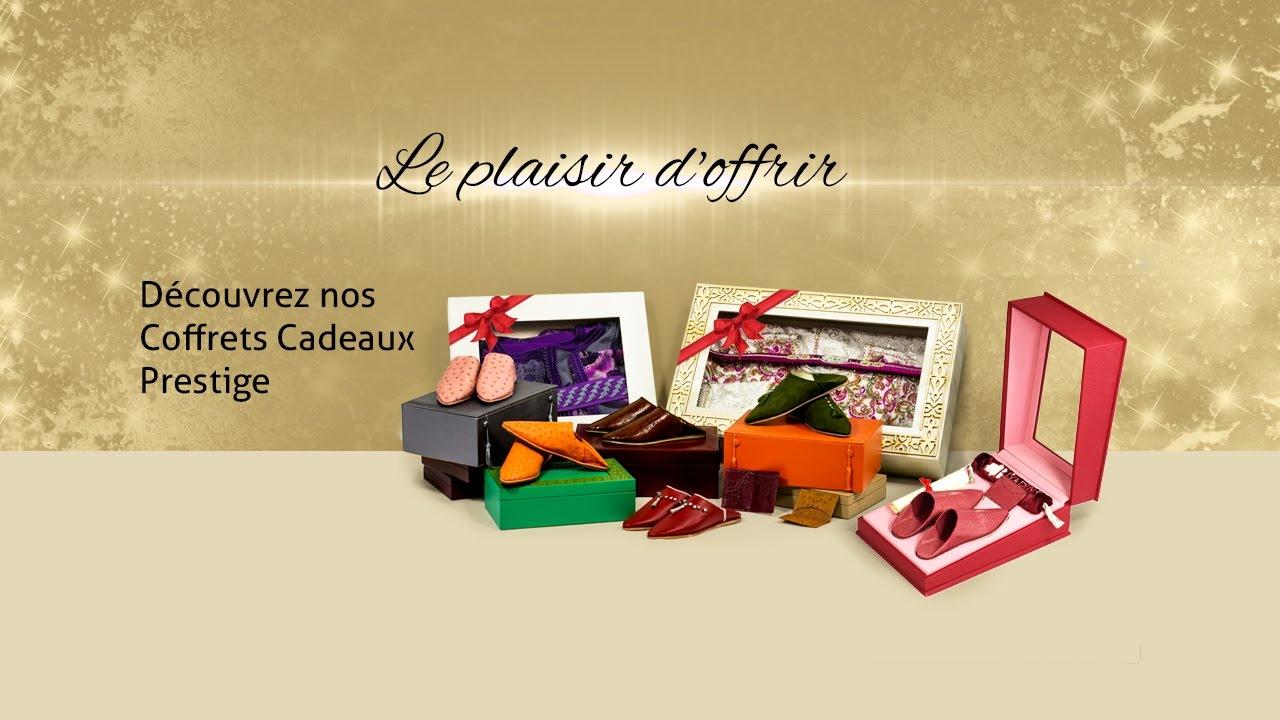 Coffrets Cadeaux - Artisanat Marocain Prestige - Luxury Gift Boxes of Moroccan HandiCrafts