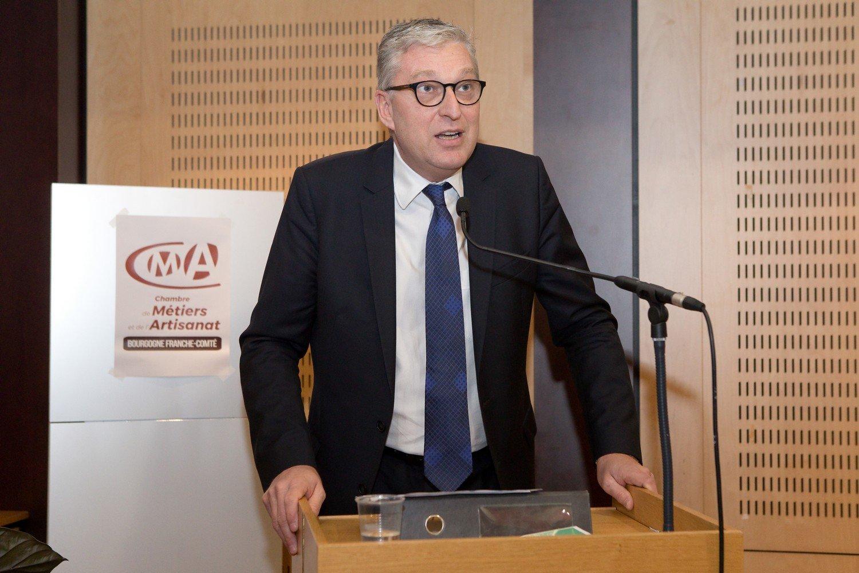 CÔTE-D'OR : Le président de la Chambre de Métiers et de l ...