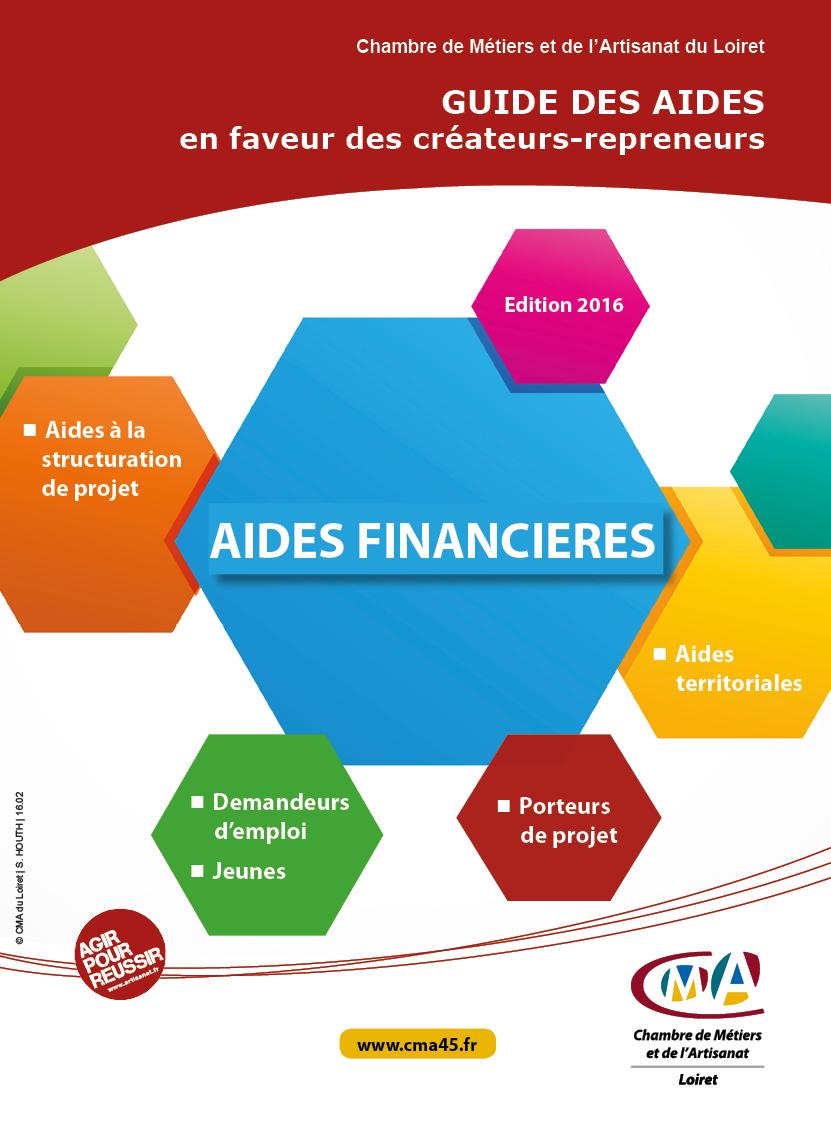 L'obtention d'aides financières | www.cma45.fr