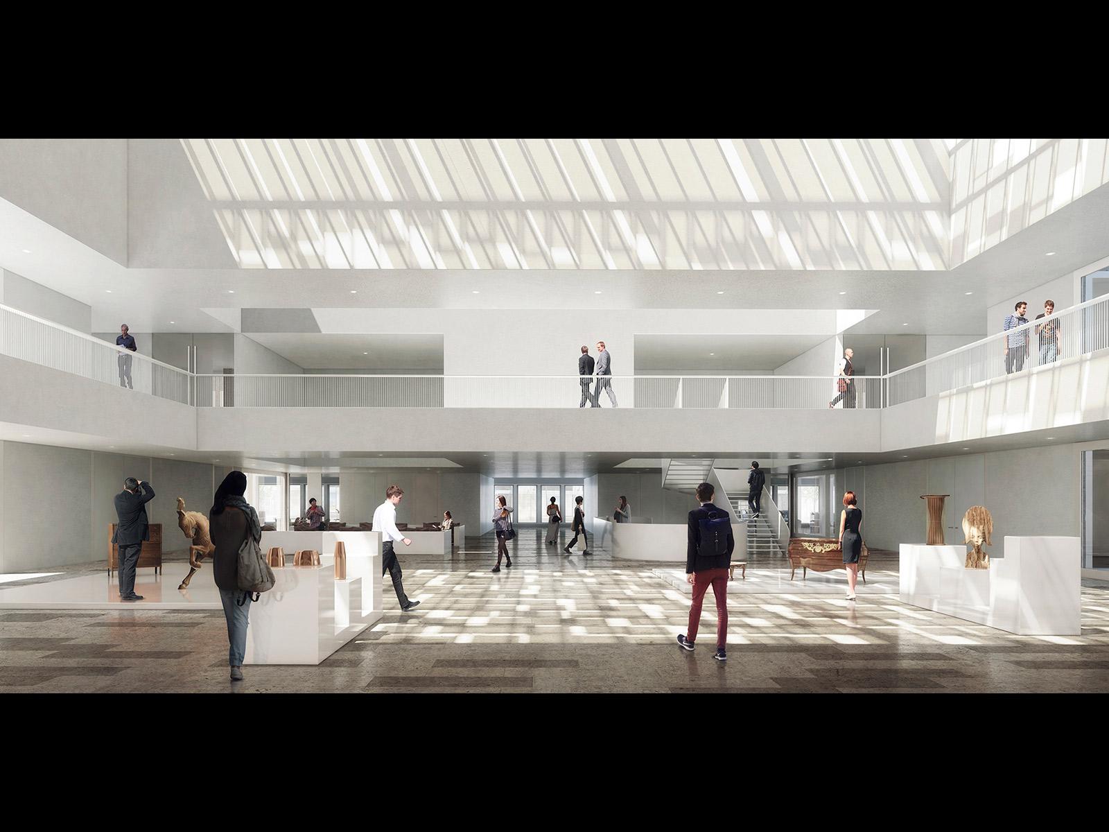 KAAN-Architecten-Chambre-des-Metiers-et-de-l'Artisanat-Lille ...