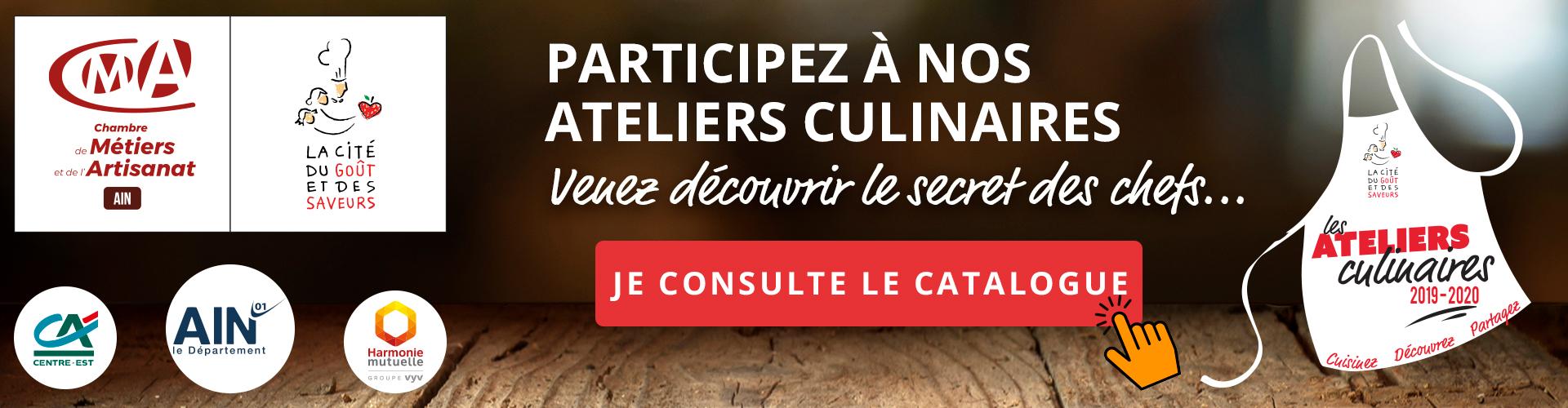 La Cité du Goût et des Saveurs - 2019-2020 | Chambre de ...
