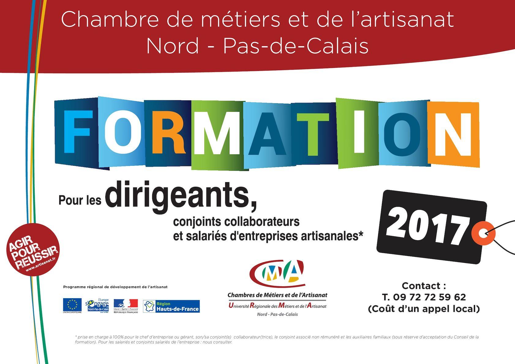 Calaméo - Calendrier Des Formations Régional 2017 Chambre de métiers ...