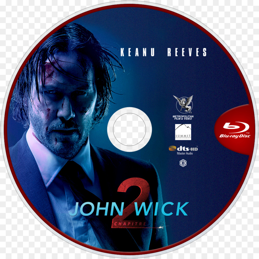 John Wick Chapter 2 Dvd png download - 1000*1000 - Free Transparent ...
