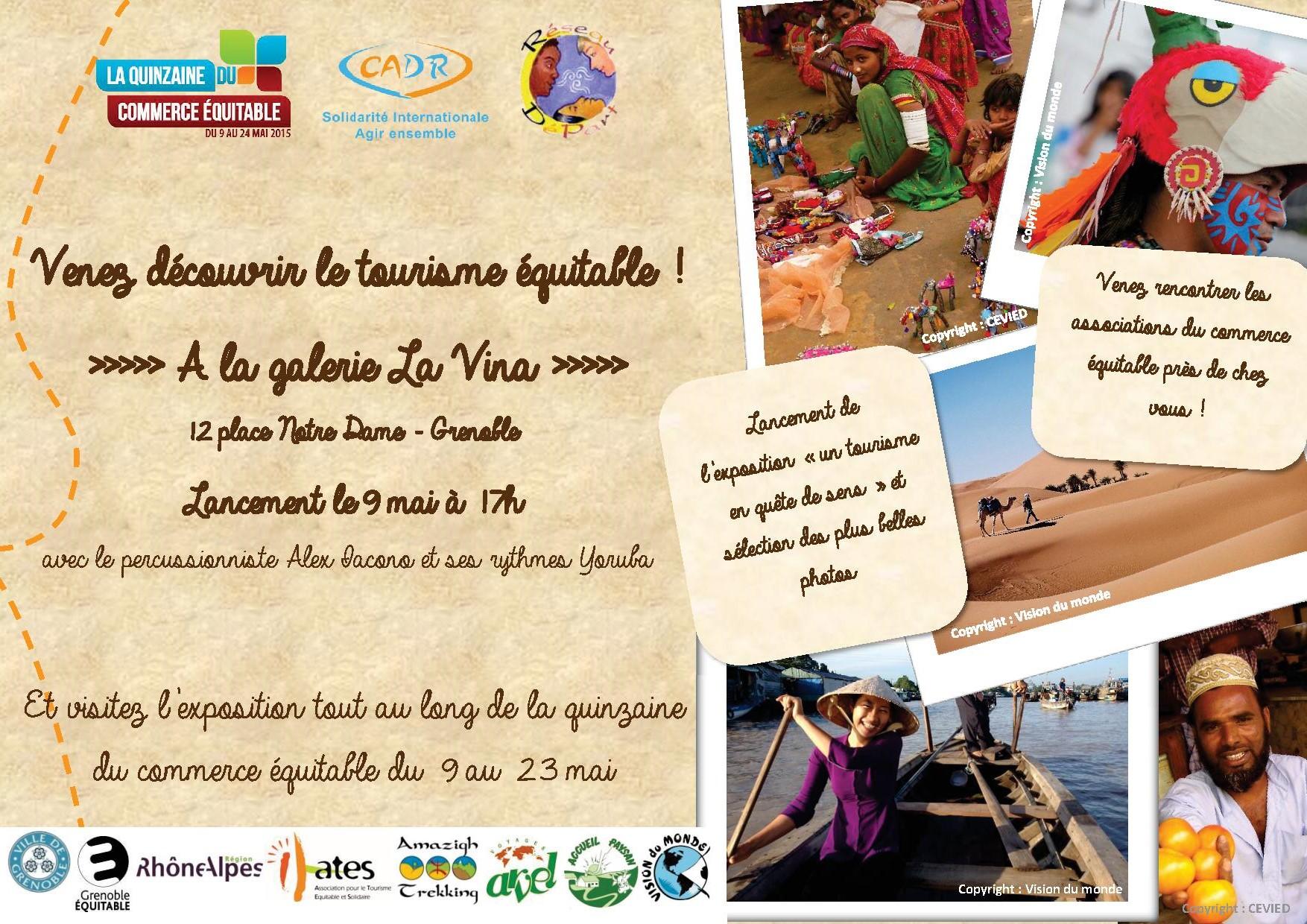 tourisme et commerce équitable à l'honneur à Grenoble