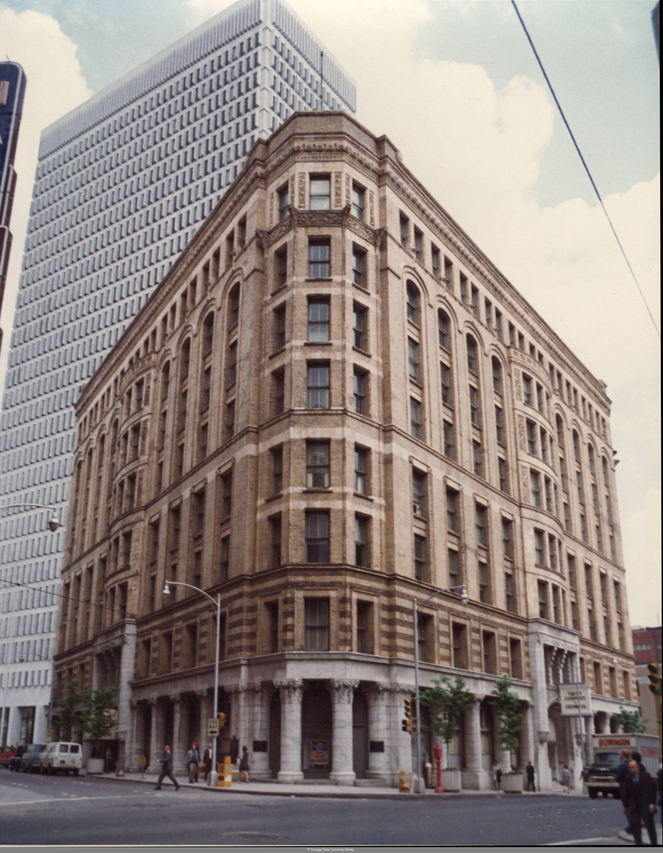 The Equitable Building of 1892 - History Atlanta
